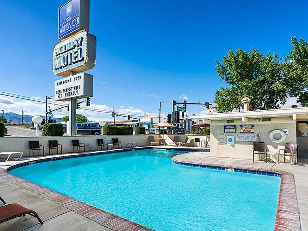 Holiday Motel Pool